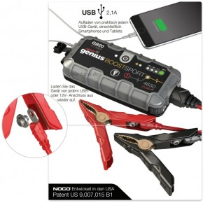 BOOSTER BATTERIE GB20 400A