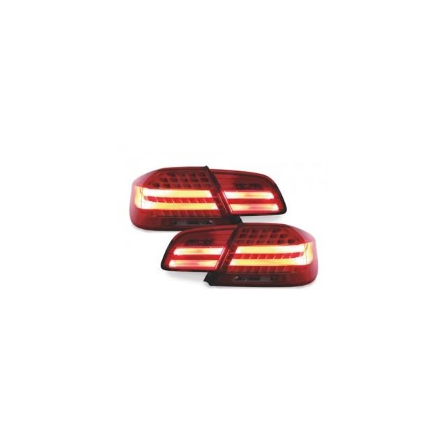 Série 3 / Coupé / E92 / 2006-2010 / Feux arrière/Rouge/GRIS/LED