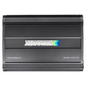 AUTOTEK MM2020.4 Amplificateur de voiture à 4 canaux de classe A / B Mean Machine 2000 watts
