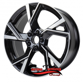 JANTES ANGEL 18P 5X100 POLI BLACK