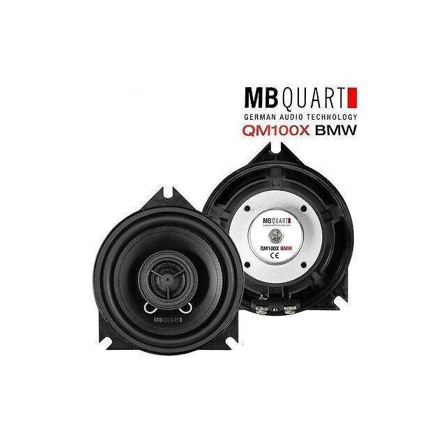 Haut Parleurs Specifique BMW MB QUART QM-100X-BMW