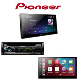 Autoradios Pioneer