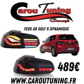 Arrivage Feux arrière Oled Dynamique VW Golf6 MK6 2008-2013.  Tarif : 489 euros   https://www.caroutuning.fr/volkswagen/5080-feux-arriere-oled-vw-golf6-mk6-2008-2013.html  Passez vos commande sur : www.caroujantes.fr   Livraison gratuite sur Jarry et Abymes  Paiement en 4 fois possible directement sur le site  𝗖𝗔𝗥𝗢𝗨 𝗧𝗨𝗡𝗜𝗡𝗚 𝗖𝗢𝗡𝗖𝗘𝗣𝗧 𝗔𝗨 𝗡𝗜𝗩𝗘𝗔𝗨 𝗗𝗨 𝗥𝗢𝗡𝗗 𝗣𝗢𝗜𝗡𝗧 𝗗𝗨 𝗦𝗧𝗔𝗗𝗘 𝗗𝗘 𝗥𝗜𝗩𝗜𝗘𝗥𝗘 𝗗𝗘𝗦 𝗣𝗘𝗥𝗘𝗦 𝗙𝗔𝗖𝗘 𝗔 𝗟𝗔 𝗦𝗧𝗔𝗧𝗜𝗢𝗡 𝗗𝗘 𝗟𝗔𝗩𝗔𝗚𝗘 𝗠𝗢𝗨𝗦𝗦 𝗔𝗨𝗧𝗢 𝗕𝗔𝗦𝗦𝗘-𝗧𝗘𝗥𝗥𝗘 📞𝟬𝟲𝟵𝟬𝟵𝟬𝟭𝟭𝟲𝟲 𝐢𝐧𝐟𝐨@𝐜𝐚𝐫𝐨𝐮𝐭𝐮𝐧𝐢𝐧𝐠.𝐟𝐫 𝘄𝘄𝘄.𝗰𝗮𝗿𝗼𝘂𝘁𝘂𝗻𝗶𝗻𝗴.𝐟𝐫  #caroutuning #caroutuning971 #guadeloupe # #fwi #golfmk6  #feuxtuning   #basseterre #baiemahault #abymes #lesabymes #lesabymesguadeloupe #gosier #gosierguadeloupe #saintfrancois #capesterrebelleeau #sainterose #lelamentin #saintclaudeguadeloupe #baillif #vieuxhabitants #gwada #tuning #tuningcars @team_mk6_gp #teammk6 #teammk6_gp #TeamMK6power971 @TeamMK6power971