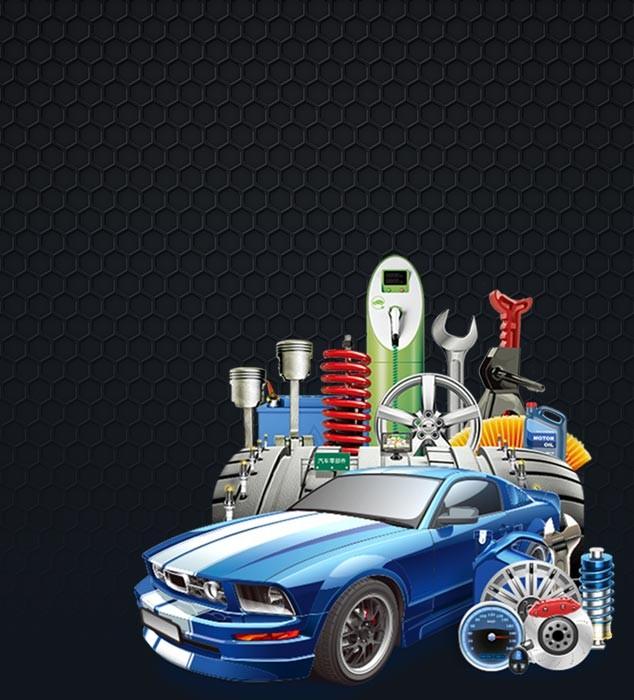 pièces et matériels auto